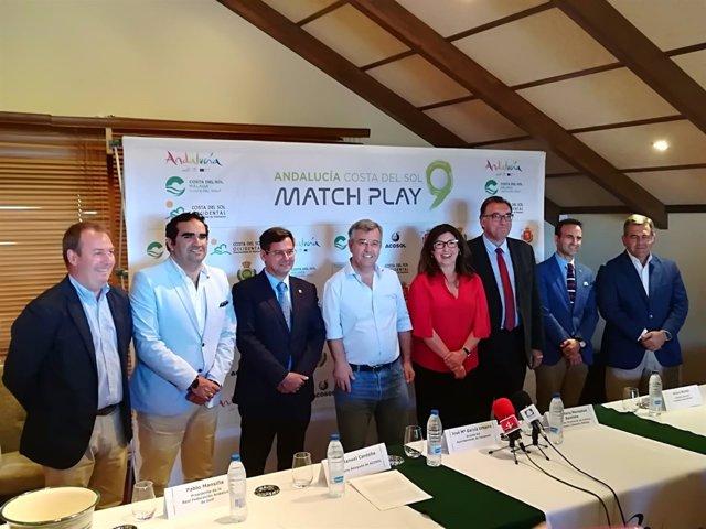 Nota Torneo De Golf Andalucía Costa Del Sol Match Play
