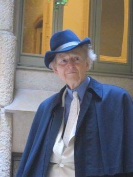 El escritor y periodista estadounidense Tom Wolfe (archivo)