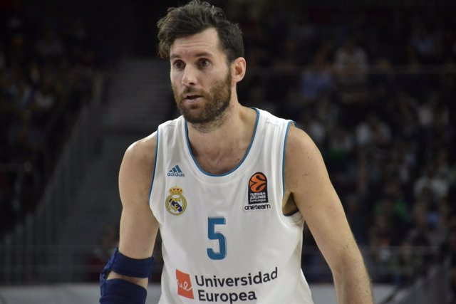 Rudy Fernández (Real Madrid Basket)