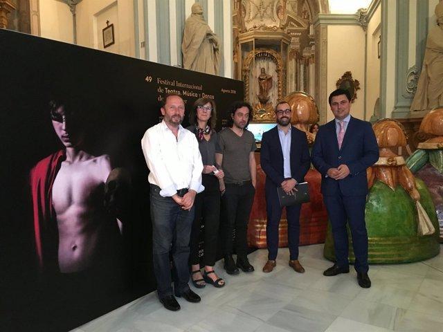 Presentación Festival San Javier
