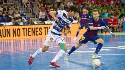 El Barça Lassa, a semifinales tras eliminar al Ríos Renovables Zaragoza