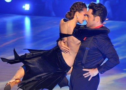 """Bustamante se estrena arrasando en 'Bailando con las estrellas': """"Soy muy intenso"""""""