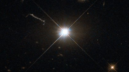 Localizan el agujero negro conocido que crece más rápido