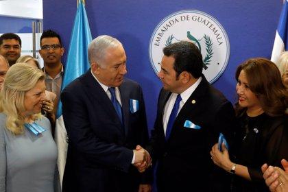 Guatemala inaugura en Jerusalén su Embajada en Israel