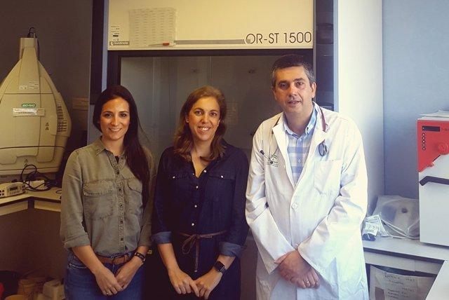 Investigadores del Hospital Virgen de la Victoria Mercedes Millán Gómez CIBERCV,