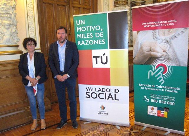 Presentación del proyecto 'Cuidando-Te' para teleasistencia. 16-5-2018