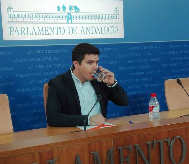 Sergio Romero, en rueda de prensa