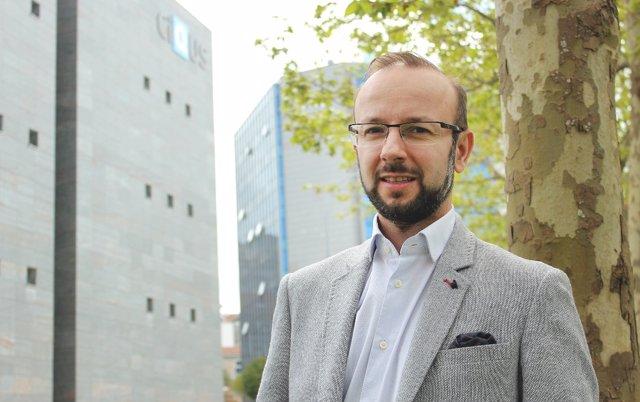 Nota Prensa Usc E Foto. Javier Montenegro, Premio Novo Investigador 2018 Da Rseq