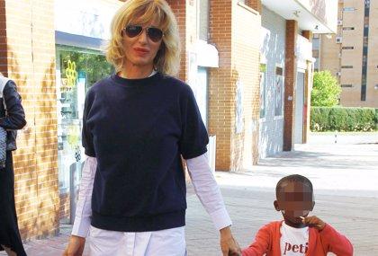 Susanna Griso muy pendiente del estado de salud de su hija pequeña