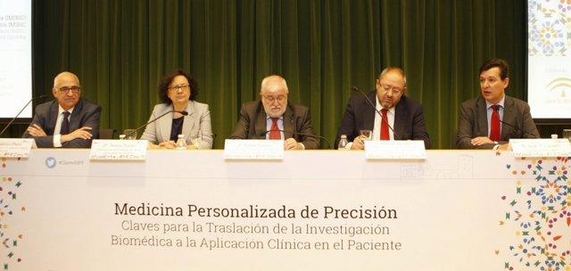 Jornadas sobre medicina personalizada de precisión organizadas por IMIBIC