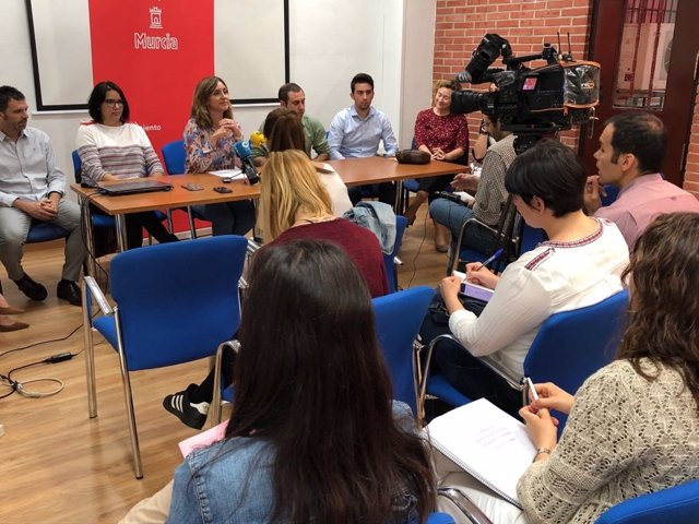 Conchita Ruiz presenta el Plan Municipal de Accesibilidad Universal