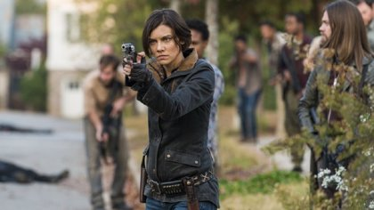 ¿Tendrá The Walking Dead que matar a Maggie?