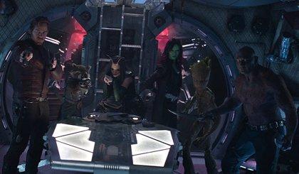 James Gunn confirma el título de Guardianes de la Galaxia 3