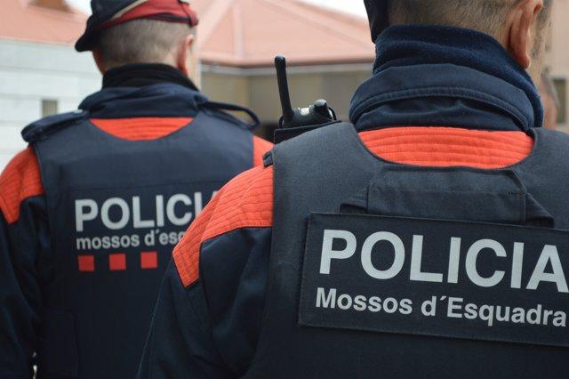 Agents dels Mossos d'Esquadra