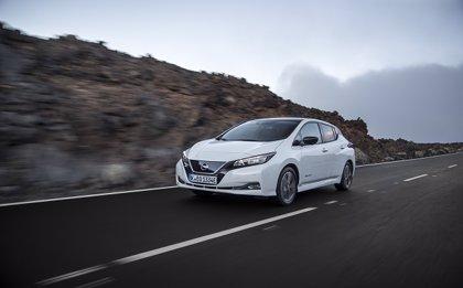 Nissan venderá en 2018 tantos Leaf como los que ha comercializado en siete años