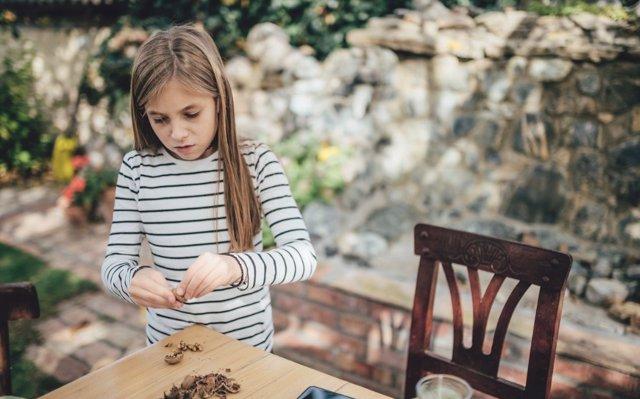 Las nueces son los frutos secos que causan más alergia a los niños