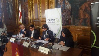 El Comité de Rutas quiere conectar Barcelona con Tokio, México, Bangkok, Chile e India