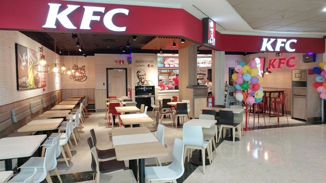 KFC en Peñaacastillo