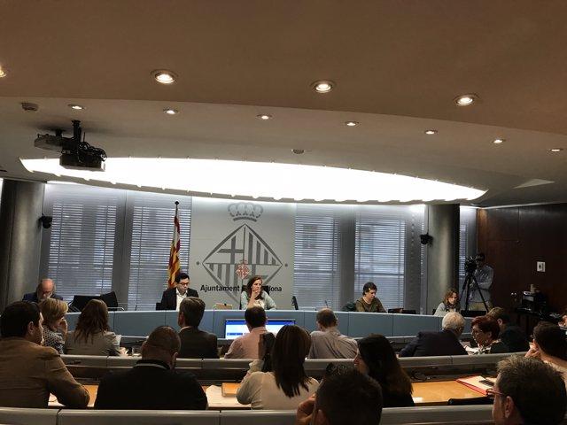 Comissió de Presidència, Drets de Ciutadania, Participació i Seguretat