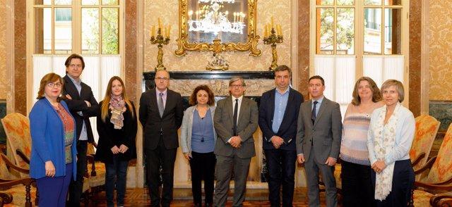 Los nuevos miembros del consejo de IB3