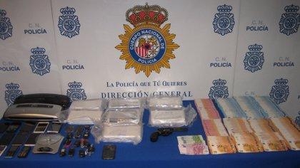 Prisión provisional para dos detenidos en una operación antidroga en Vilagarcía de Arousa