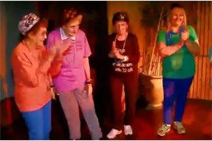 El vídeo de unas abuelas rapeando causa sensación en Argentina