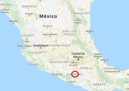 Un terremoto de 5,3 grados sacude a México