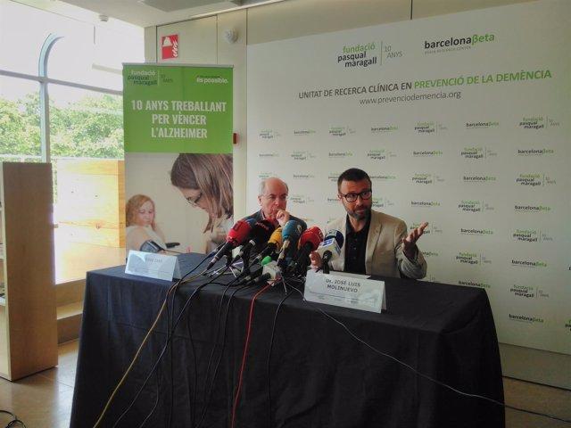 Jordi Camí Y José Luis Molinuevo