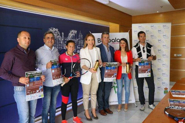 El Ejido organiza el Open Nacional de Tenis Femenino del 23 al 27 de mayo.