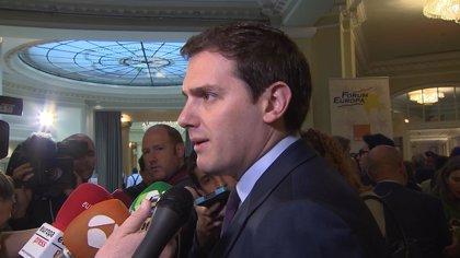 Rivera inicia una visita de dos días a Granada tras su reunión con Rajoy sobre Cataluña