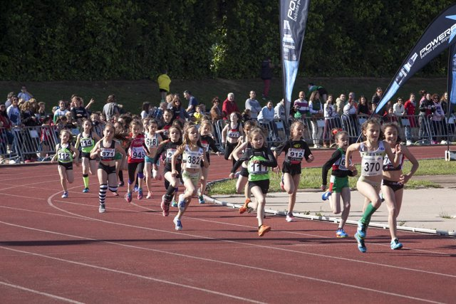 Milla atletismo