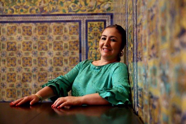 Manuela Carpio llega a los 'Jueves Flamencos' de Fundación Cajasol