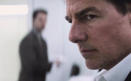 Tom Cruise vs Henry Cavill (Superman) en el espectacular tráiler de Misión Imposible: Fallout