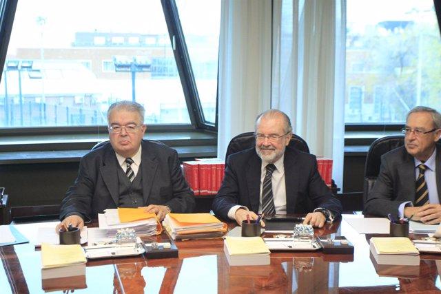 Juan José González y Juan Antonio Xiol Ríos.