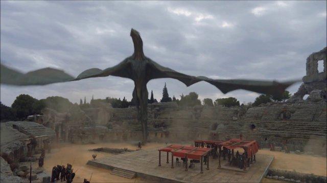 Fotograma de la serie 'Juego de tronos'