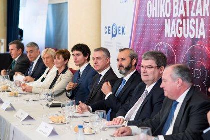 El delegado del Gobierno en el País Vasco asegura que no se trasferirá a Euskadi la gestión de los aeropuertos