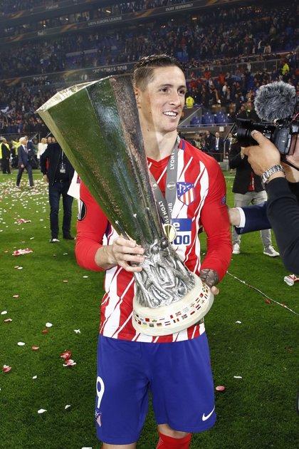 Fernando Torres firma una despedida de ensueño en Lyon