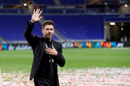 """Simeone: """"La mejor manera de volver a ganar es insistiendo"""""""