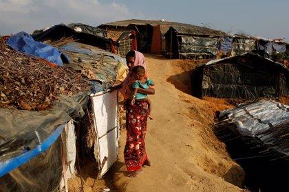 Nacer refugiado, la realidad a la que se enfrentan cada día 60 niños rohingya