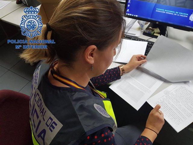 Resultado de imagen de Detenido en Gran Canaria por dejar embarazada a una menor a la que acosó por Internet