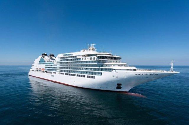 Embarcación Seabourn Ovation