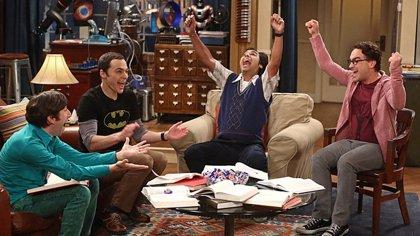 CBS confía en mantener viva The Big Bang Theory tras su 12ª temporada