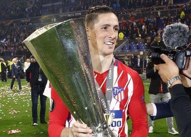 L'Atlètic de Madrid, campió de la Lliga Europa després de guanyar (0-3) a l'Olympique de Marsella (ATLÉTICO DE MADRID S.A.D.)
