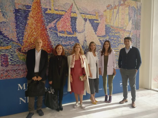 Fashion Meets Málaga lorena codes inma ferrer