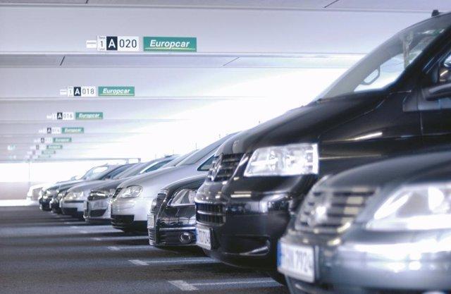 Europcar (recurso automóviles, vehículos, coches)