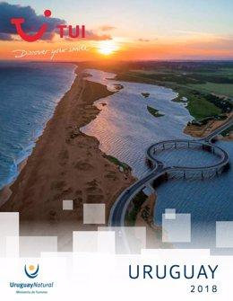 TUI edita un díptico sobre Uruguay