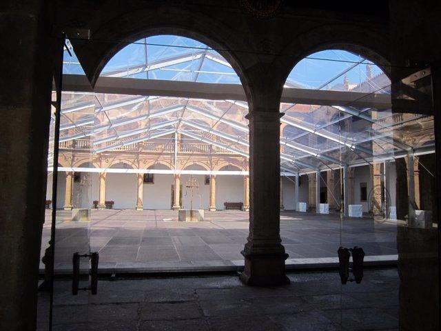 Salamanca. Colegio Fonseca