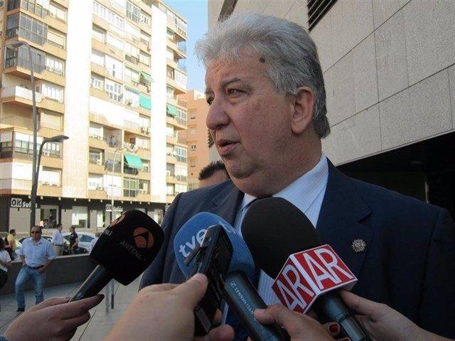 El abogado José Ramón Cantalejo