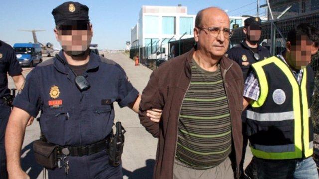 El preso de ETA Luis Iruretagoiena Lanz