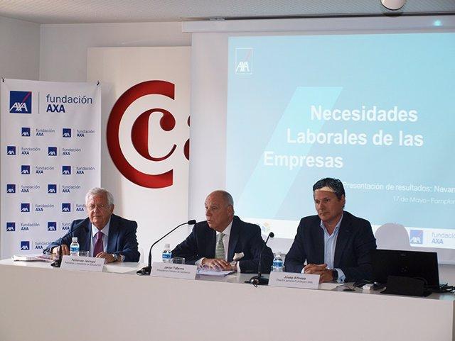Presentación del estudio 'Necesidades Laborales de las Empresas'